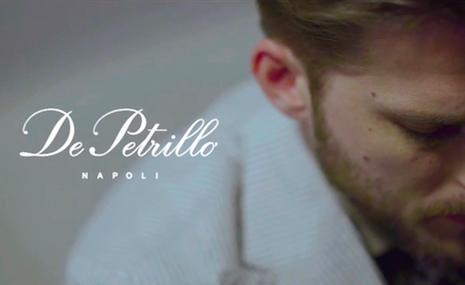 "B.R.ONLINE ON FILM、""De Petrillo""公開。"