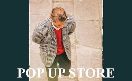 De petrillo POP UP STORE & B.R.CHANNEL公開収録トークショー