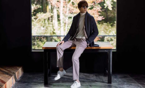 『C+ Recommend Style / 2018AW Vol.1』B.R.ONLINEにて公開中!