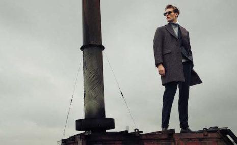 『De Petrillo Recommend Style いいオトコに必要なコートとは?』B.R.ONLINEにて公開!