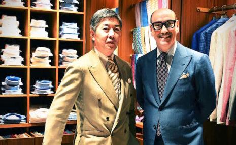 『SPECIAL INTERVIEW ユナイテッド アローズ ディレクターが語る 世界に通用するドレスシャツ AVINO』B.R.ONLINEにて公開。
