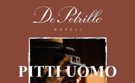 『De Petrillo』PITTI IMMAGINE UOMO出店情報
