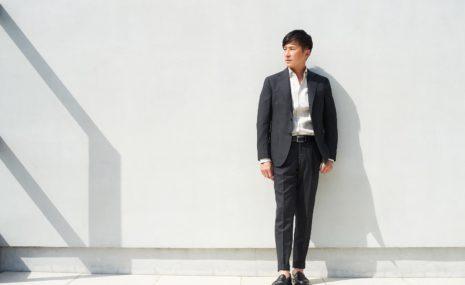 「トガオシ。Vol.108  戸賀敬城、希望のスーツ」<br>B.R.ONLINEにて公開。